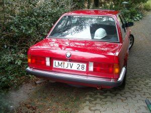 E30 325e Bj1986